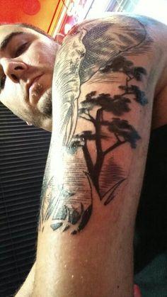 Asi queda - Vieja Escuela Tattoo @maxiespino