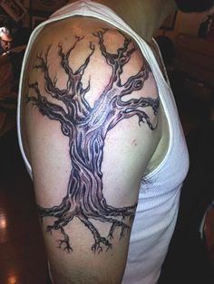 Sacred Rose Tattoo