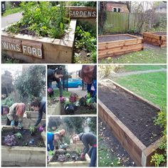 Gardening shouldn't be limited by age, disability or poor health. Ramps, wider paths, raised beds help access & special tools are available.