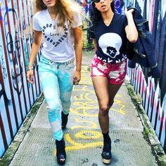 Miami & Virgin Bleach Blue OUT NOW!  www.noknoklondon.com