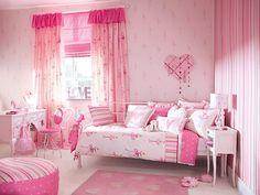 Розовый цвет в интерьере. 50 различных вариантов