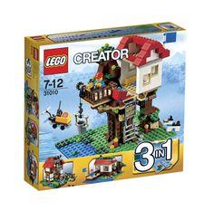 Jämför priser på LEGO Creator 31010 Trädkoja LEGO. Hitta bästa pris och läs omdömen - vi hjälper dig hitta rätt.