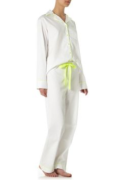 Cool, Cozy Pajamas For A Night In — Or Out #refinery29  http://www.refinery29.com/stylish-pajamas#slide7