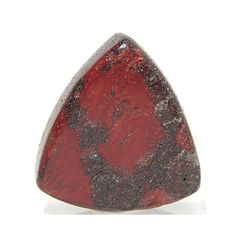 Red Morgan Hill Poppy Jasper Semi Precious Stone by FenderMinerals