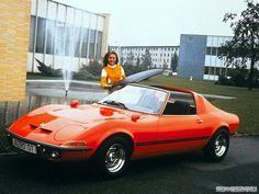 Opel Aero GT Concept (1969)