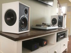 Bookshelf Speakers project using products from Parts Express