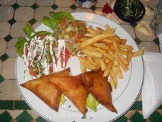 Piatto Marocchino