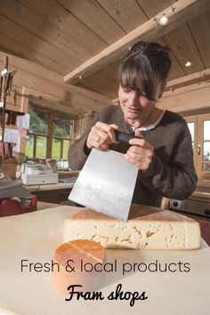 Fresh milk and mountain cheese, smoked ham and organic meat, sweet souvenirs - in the farm shops of the Walser you will find regional treasures for a bit Organic Meat, Smoked Ham, Farm Shop, Fresh Milk, Shopping