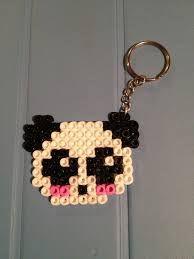 Resultado de imagen para cosas hechas de hama beads