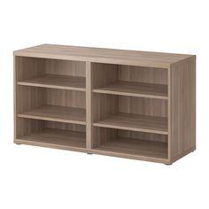 Série BESTA Ikea, parfaite pour mon futur salon ♥