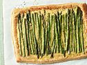 Asparagus and Cheese Tart Recipe