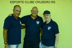 ESPORTE CLUBE CRUZEIRO RS  PRIMEIRA DIVISÃO GAÚCHA : Quinta rodada do segundo turno  GAUCHÃO 2014