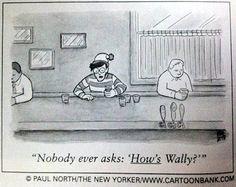 How's Wally?
