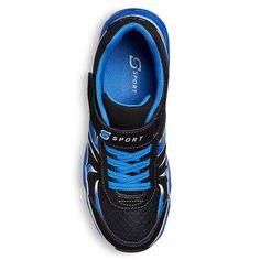 Big Boys' S Sport Designed by Skechers Ignite Sneakers - Blue 13