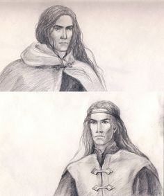 Fingon and Maedhros by Filat on deviantART