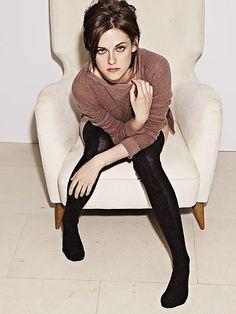Kristen -  Elle UK 2011