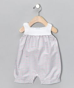 Take a look at this Blue Timothy Bubble Romper - Infant by Hug Me First on #zulily today!