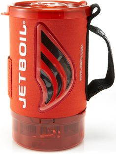 This Award Winner Is Compact, Fuel Efficient & Easy to Use. Jetboil Flash Cooking System.