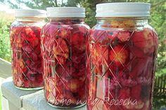 Canning: Spicy Cauliflower Pickles