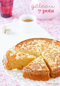 Alter Gusto   Gâteau 7 pots - Afternoon Snacks, Gluten Free Recipes, Camembert Cheese, Tea Time, Biscuits, Catering, Cake Recipes, French Toast, Pudding