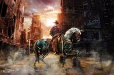 New Wild West by bambampitbull made for Worth1000