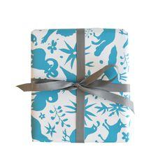 Otomi Blue Wrap