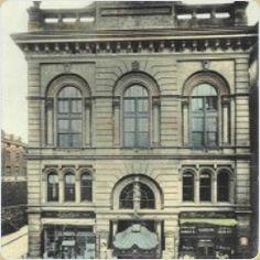 Wilde's second lecture in Cincinnati. GrandOperaHouse1195X1