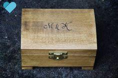 RUSTIC ring box III