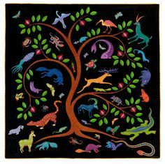 Tree of life quilt - Google Search