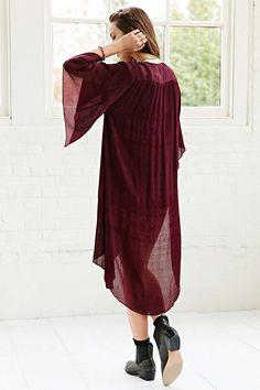 Ecote Jacquard Kimono