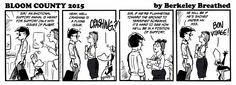 Bloom County 2015 - 08-19 - Wednesday