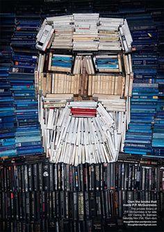Face Book (Book Face)