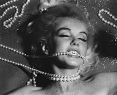 Bid now on Marilyn Monroe with Pearls, Red Tint (from The Last Sitting) by Bert Stern. View a wide Variety of artworks by Bert Stern, now available for sale on artnet Auctions. Boujee Aesthetic, Bad Girl Aesthetic, Aesthetic Vintage, Aesthetic Pictures, Burgundy Aesthetic, Blonde Aesthetic, Night Aesthetic, Bert Stern, The Wicked The Divine