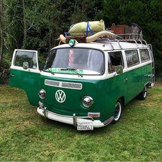 Volkswagen Kombi..