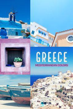 Greece Vacation, Vacation Travel, Beach Vacations, Travel Europe, Greece Travel, Best Honeymoon Destinations, Honeymoon Ideas, Travel Destinations, Grand Teton National Park