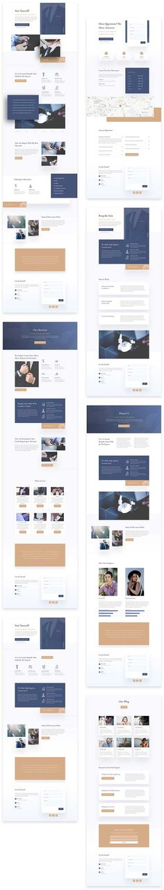 30 Best Free Divi Layouts images | Layout, Free, Layout download