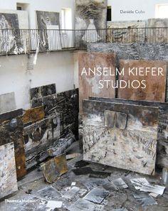 Anselm Kiefer Studios by Daniele Cohn http://www.amazon.com/dp/0500239126/ref=cm_sw_r_pi_dp_qCKmxb1D2Z8F6