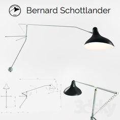 Bernard Schottlander BS2 3d Models, Wall Lights, Home Decor, Lighting, Homemade Home Decor, Appliques, Decoration Home, Interior Decorating