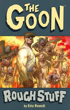 Cover for The Goon: Rough Stuff (Dark Horse, 2004 series) #[nn]