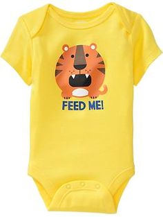 Humor Graphic Bodysuits for Baby | Old Navy