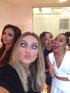 Find images and videos about little mix, perrie edwards and jesy nelson on We Heart It - the app to get lost in what you love. Little Mix Outfits, Little Mix Girls, Little Mix Jesy, Little Mix 2015, Jesy Nelson, Perrie Edwards, Little Mix Lyrics, Selfies, My Girl