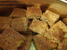 Zabpelyhes keksz glutén és tejmentesen – Gluténmentes övezet