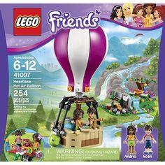 LEGO® Friends Heartlake Hot Air Balloon 41097