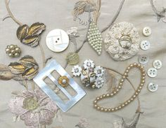 Vintage Multi Mixed Media Kit  Light Naturals  for by GypsyFeather, $28.00