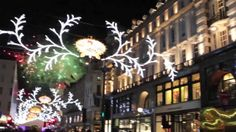 We look back to Regent Street when the Christmas lights were switched on in November Customers at Crabtree and Evelyn, 151 Regent Street were given a balloon with a key to unlock a special gift from the November 2013, Film Director, Movies Showing, Christmas Lights, Special Gifts, Balloons, Key, Street, Christmas Fairy Lights
