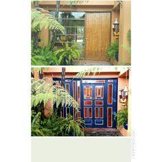 Cambio de puertas  .recuperando madera Danza segundas oportunidades