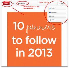 10 pinners to follow #pinteresttips http://jillehart.com/making-money-using-pinterest/