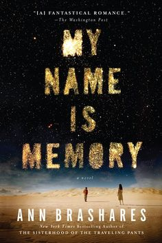 My Name Is Memory is a novel centered around Daniel, and Sophia, the girl he has spent lifetimes searching for, as he races against time to spur her lost memories of him before his vengeful, centuries-old brother Joaquim finds them.