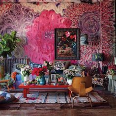 95 maximalist decor say goodbye bored