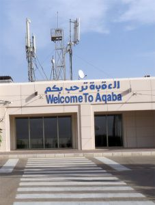 Travel story in Finnish: Aqaba and Tala Bay in Jordan.